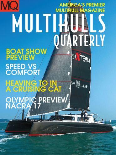 Multihulls Quarterly  Fall 2016