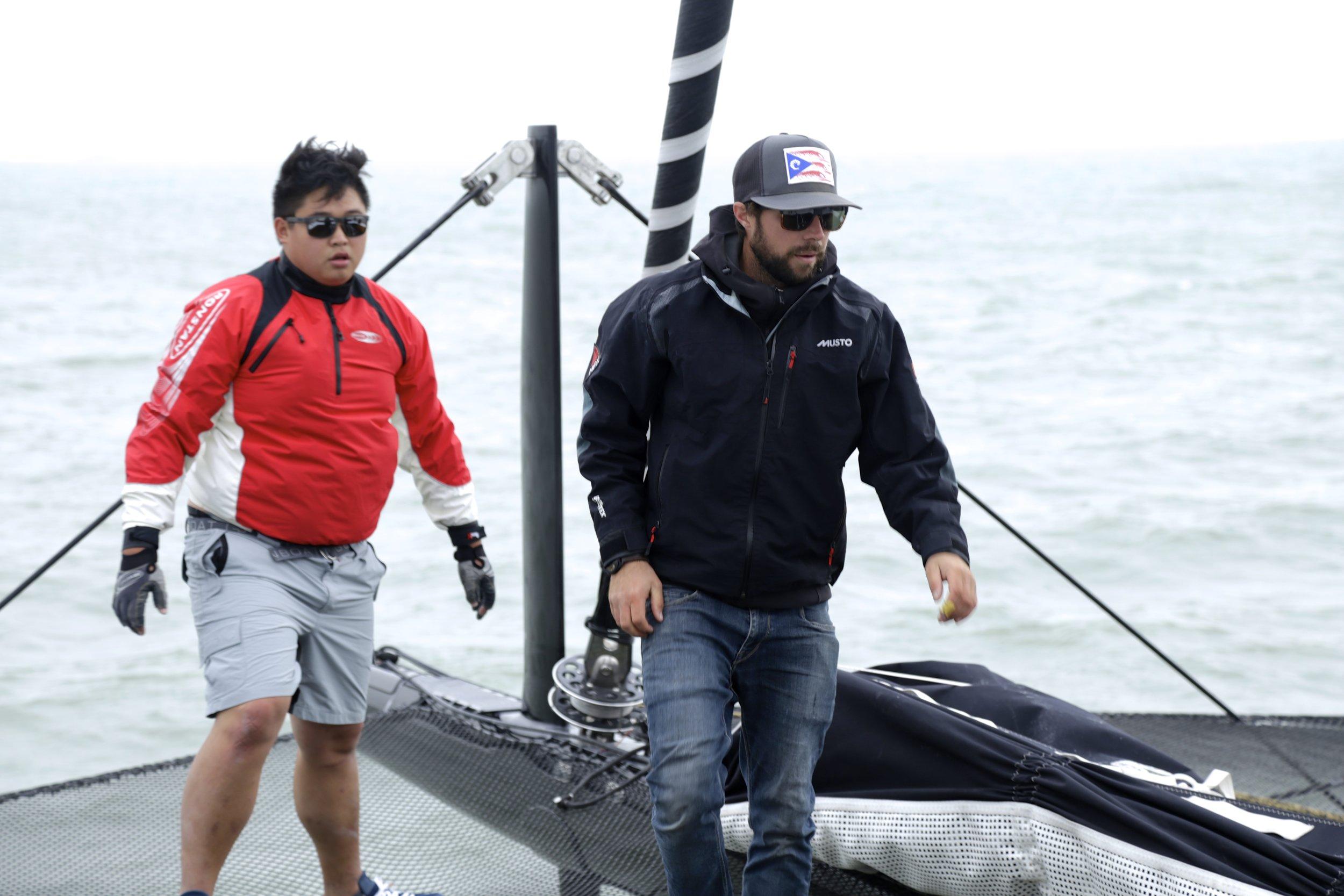 On Board - day 2 (6).JPG