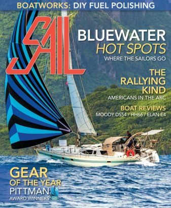 SAIL  February 2017 - HH66 Review