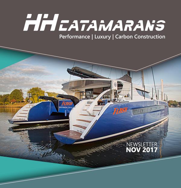 HH Catamarans Newsletter November 2017