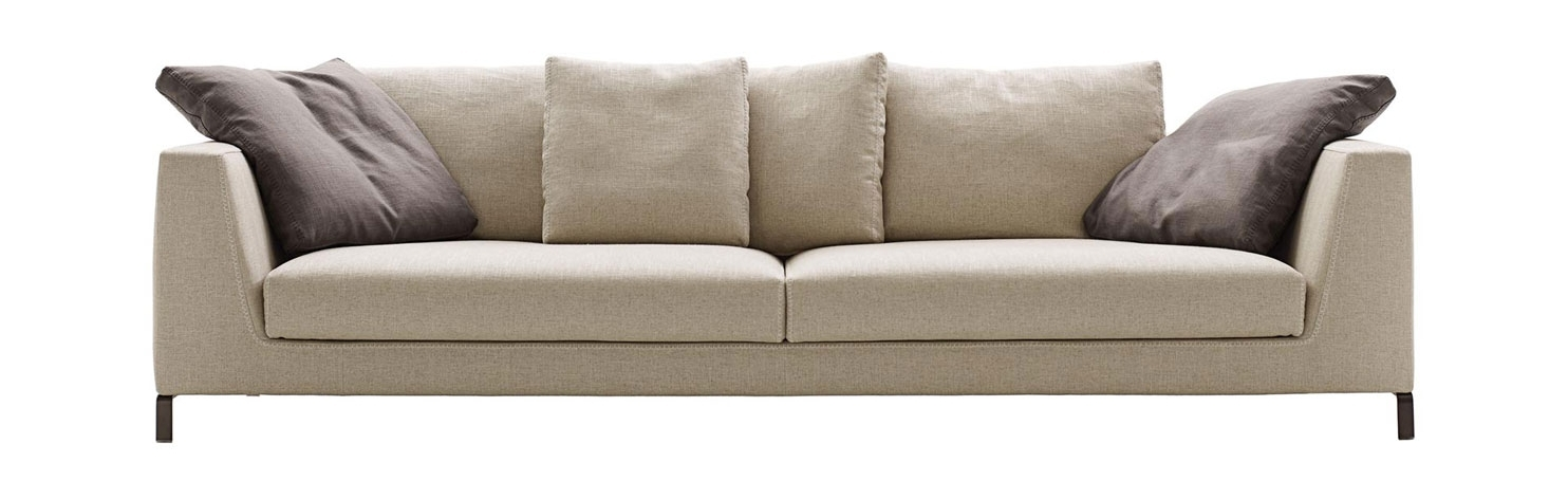 "A. Designer Sofa  -  Antonio Citterio, ""Ray""   Manufacturer:  B&B Italia   