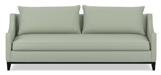 B. Designer-esque Sofa  -  Presidio Sofa   Manufacturer & Retail Representative:  Williams-Sonoma Home