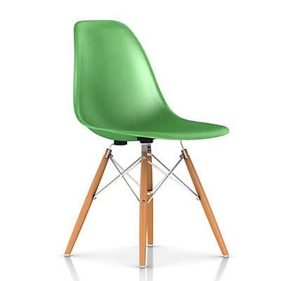 Herman Miller, Eames Molded Fiberglass Side Chair  (Found at The Herman Miller Store)