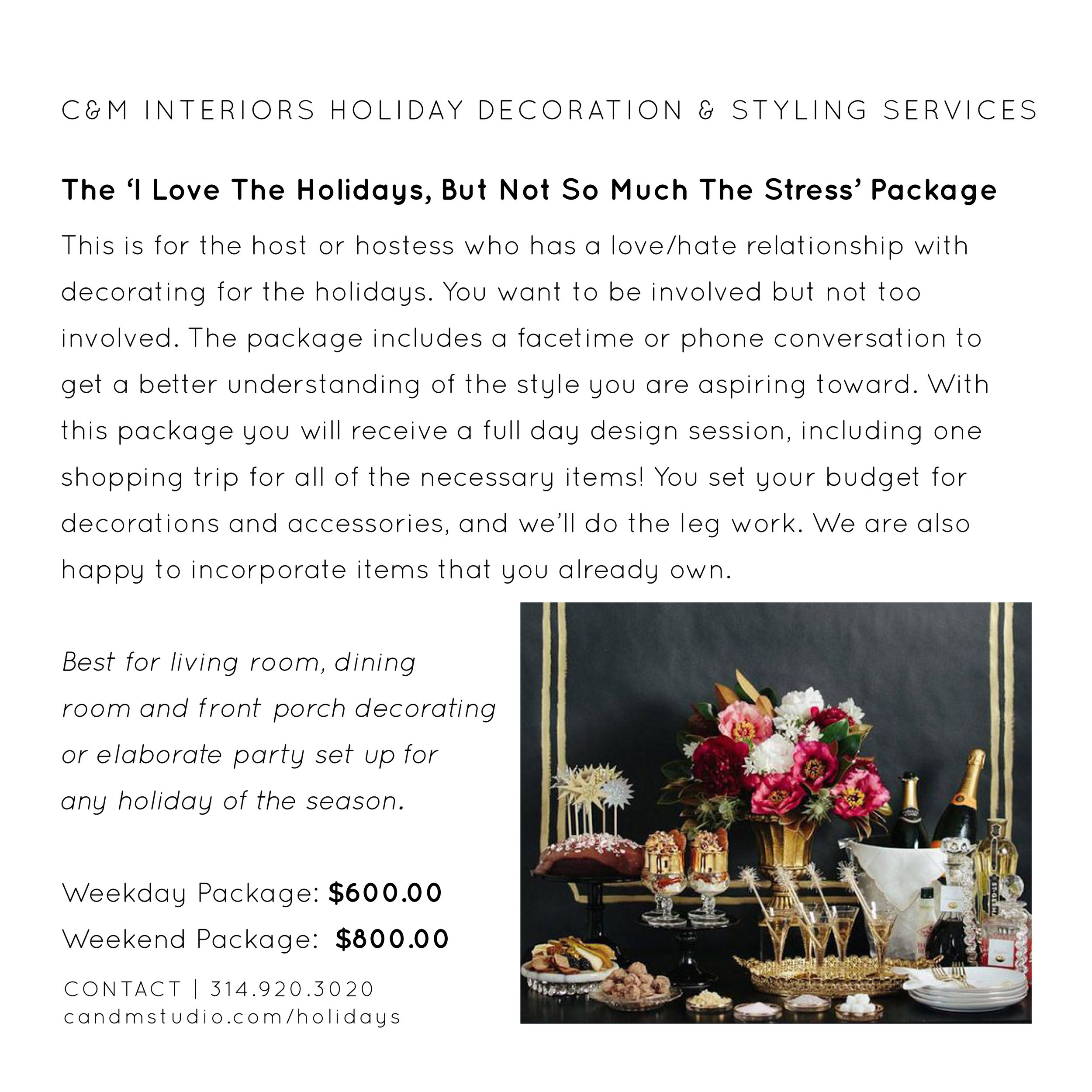 C&M Interiors Holiday Decoration and Styling Services 20174.jpg