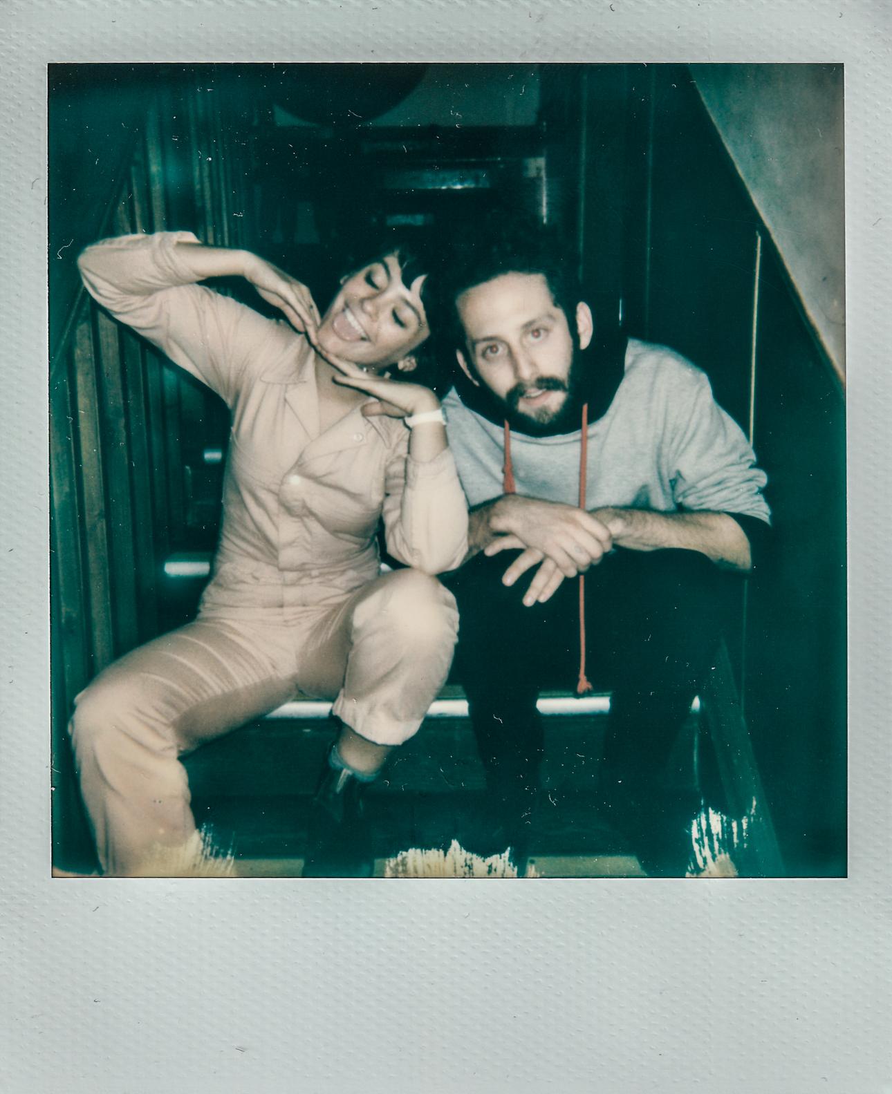 Diet Cig Polaroids - Moth Club - London - 24.10.2017 - Ant Adams Photo-2.jpg
