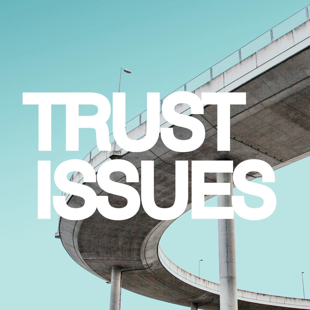 Trust Issues  The greatest hurdles to relational depth and a life of spiritual growth.