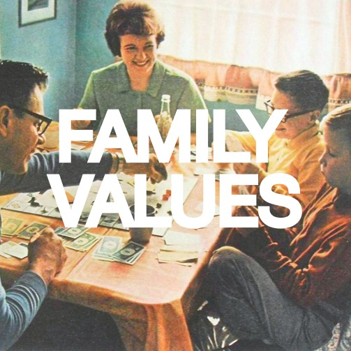 Family Values  Our annual Fall series - Who are we uniquely as a church family? The essentials…