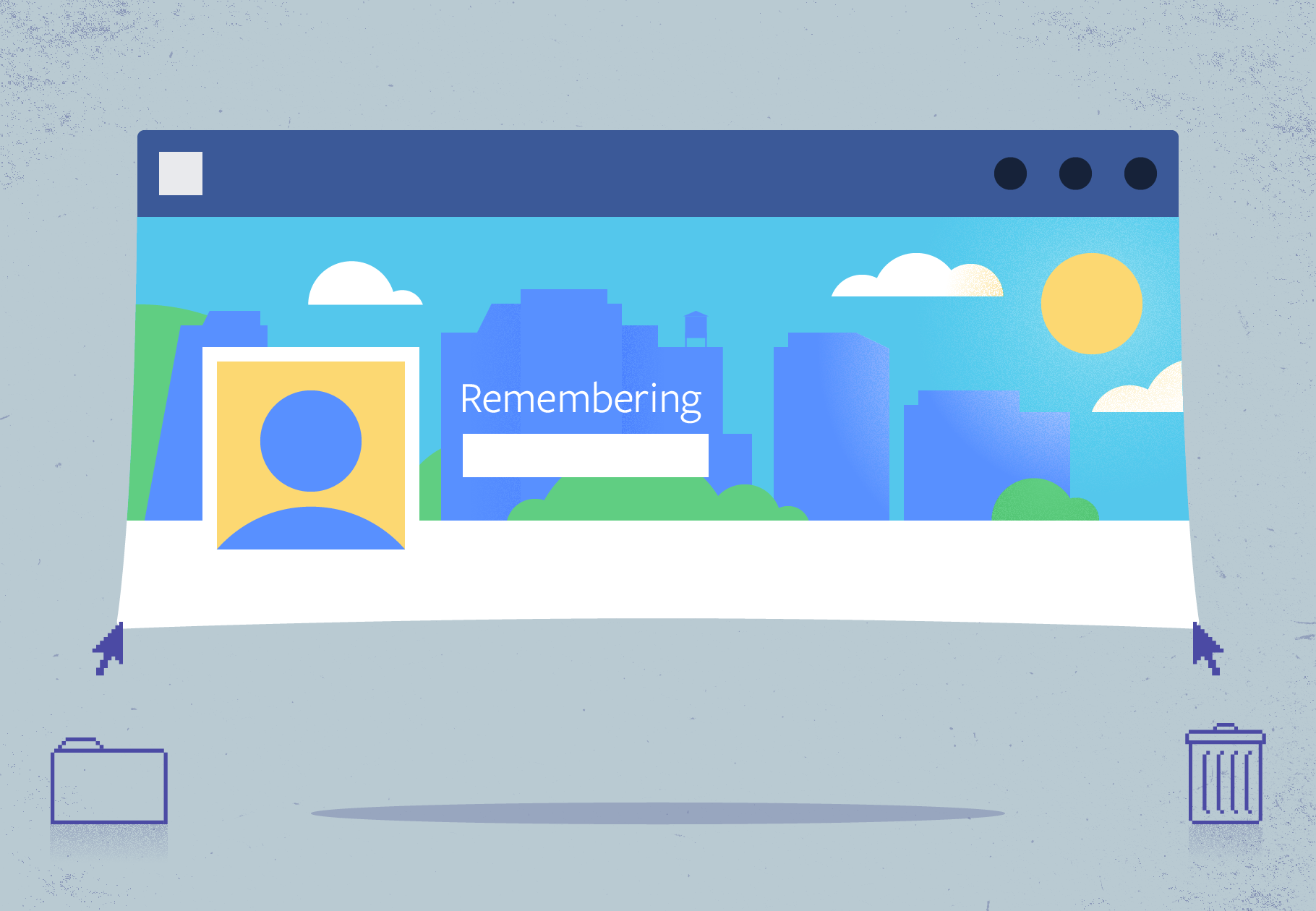 What Should Happen to People's Online Identity When They Die?