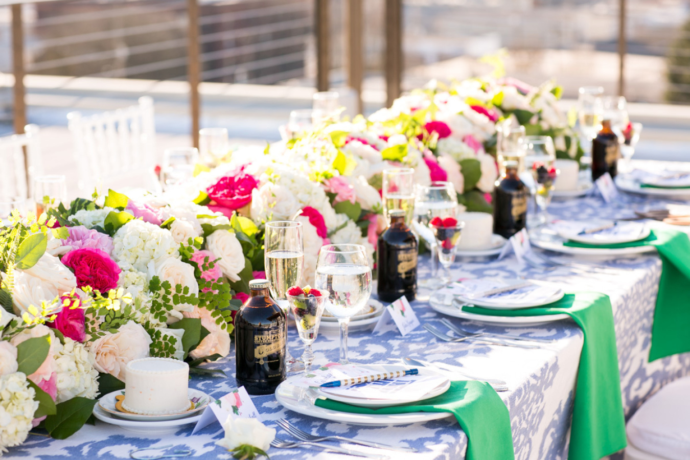 The best La Tavola tables on A Savvy Lifestyle [Bridal Bliss & A Lovely Day]