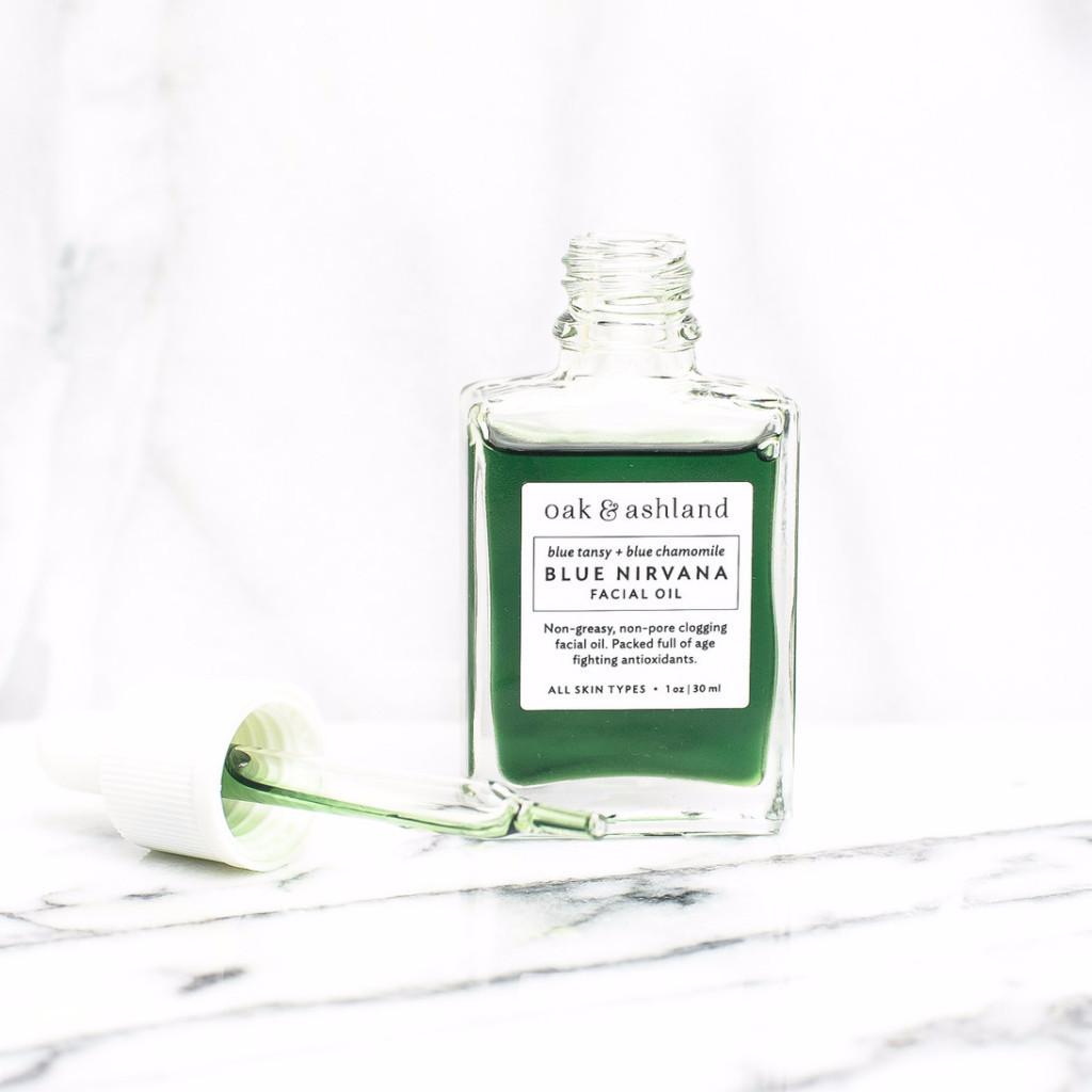 Oak & Ashland Face Oil | asavvylifestyle.com