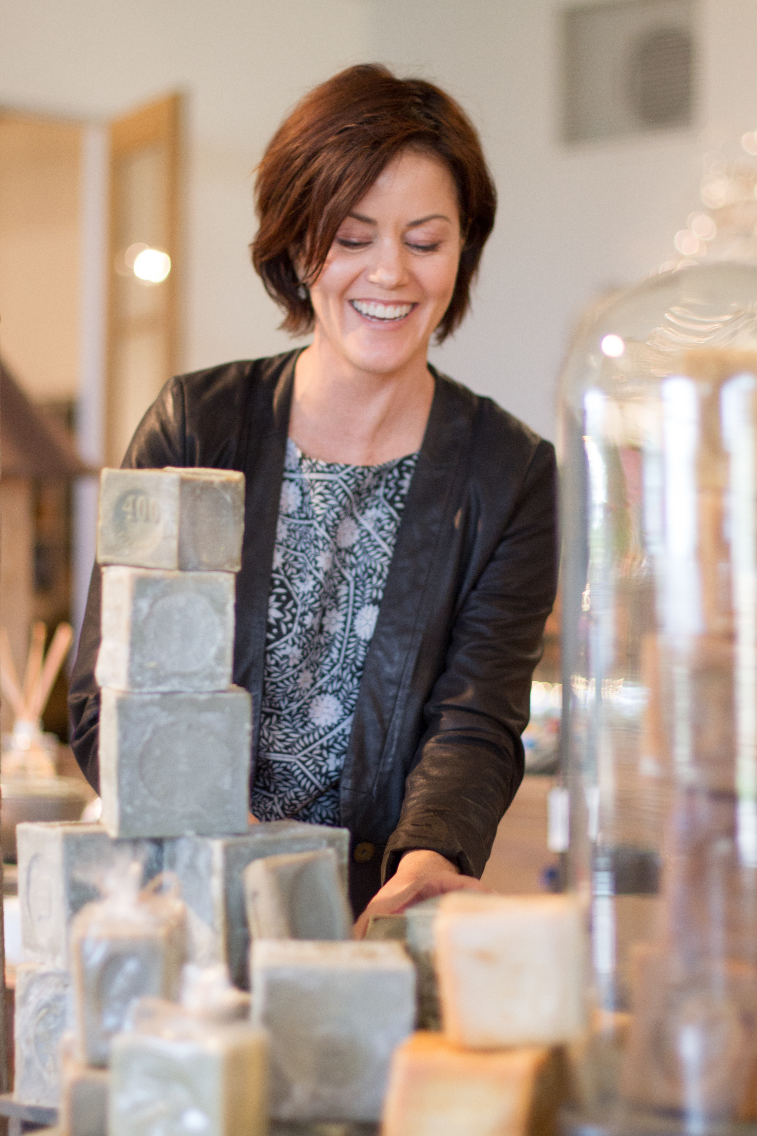 Sarah Anderson of Chateau Sonoma by Rachael Hairston | asavvylifestyle.com