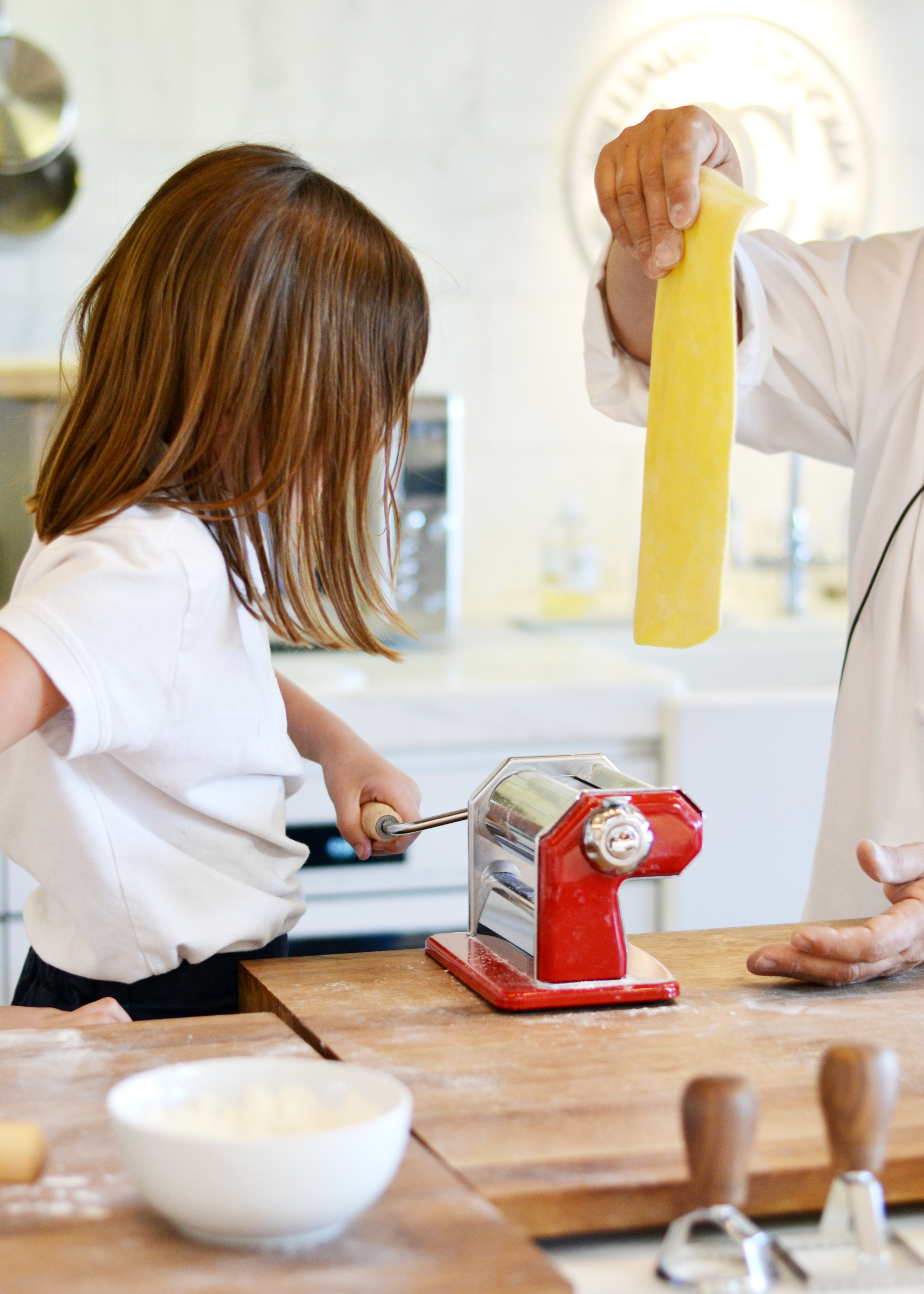 Junior chef classes at Williams-Sonoma   asavvylifestyle.com