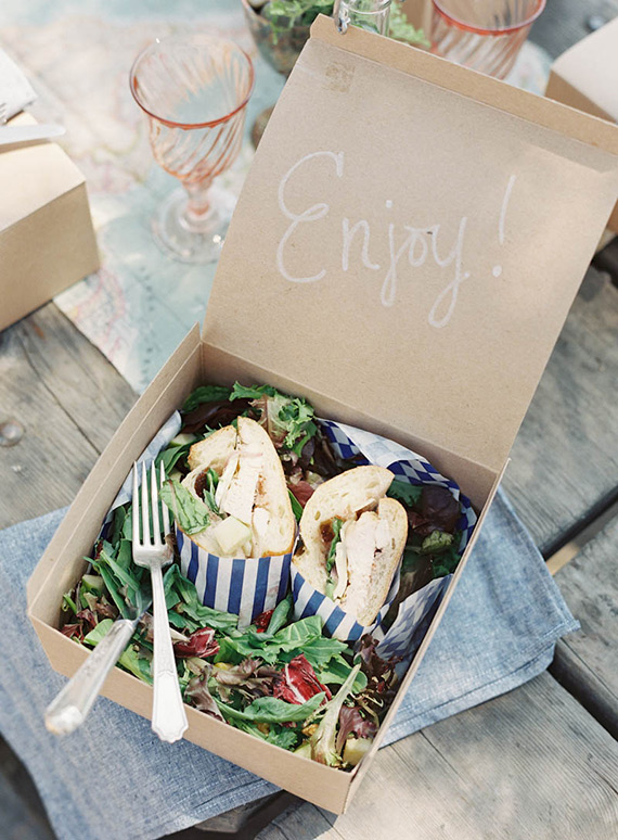 Picnicing like a pro - great tips and recipes for summer picnics! | asavvylifestyle.com [Photo: Borrowed BLU / Jen Huang Photography]