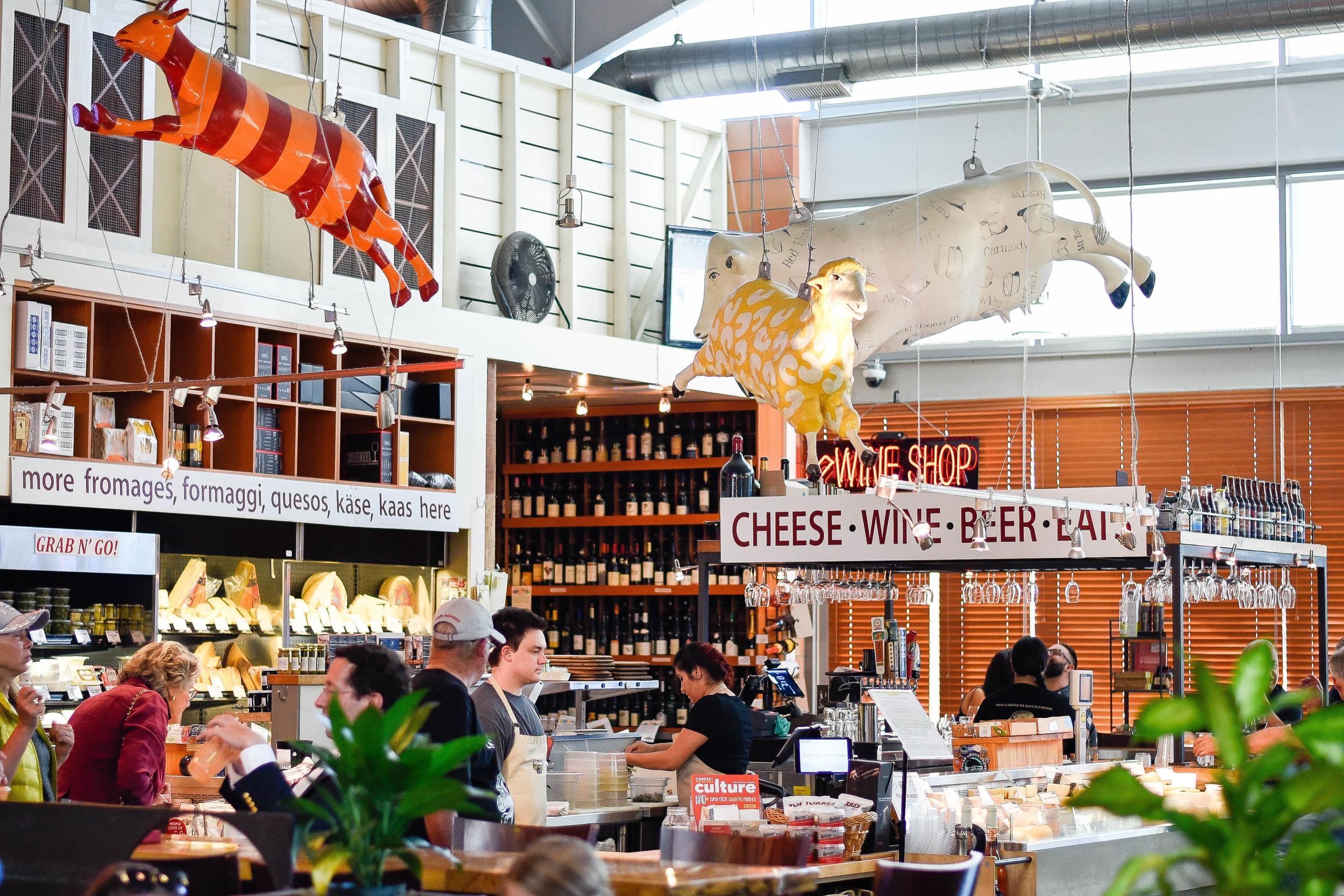 Oxbow Public Market in Napa | asavvylifestyle.com