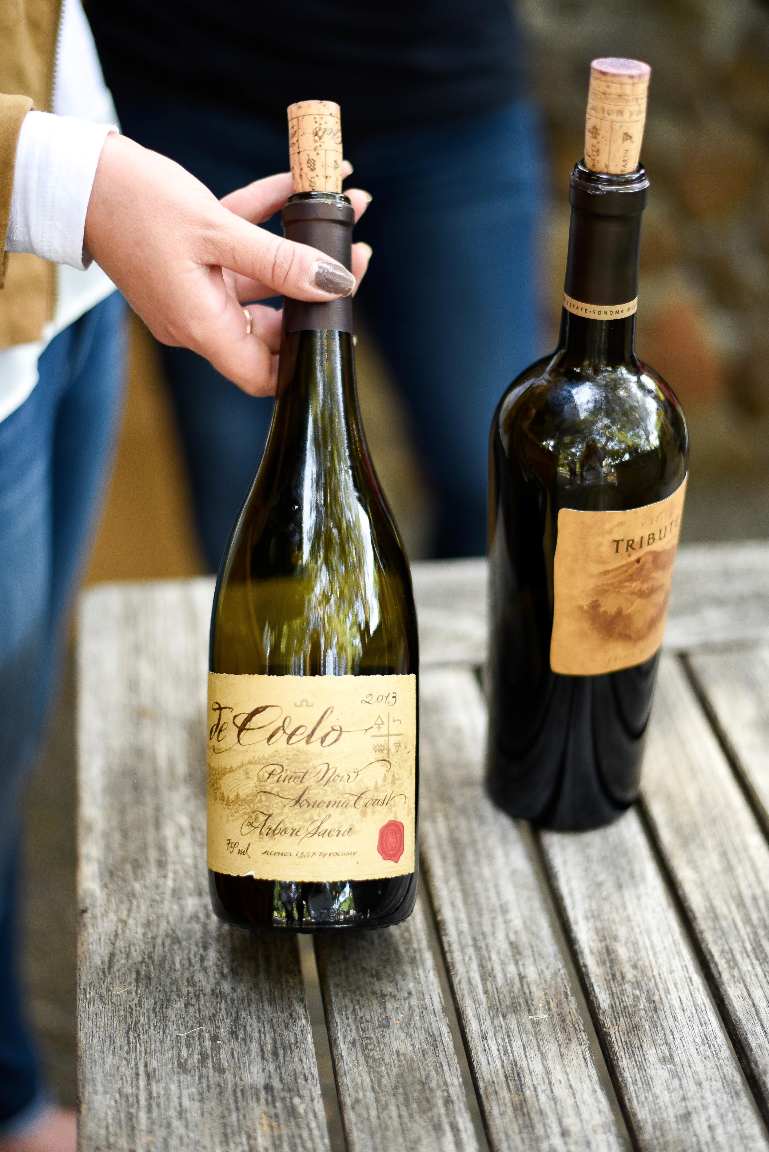 Benzinger Family Winery in Glen Ellen, CA | asavvylifestyle.com