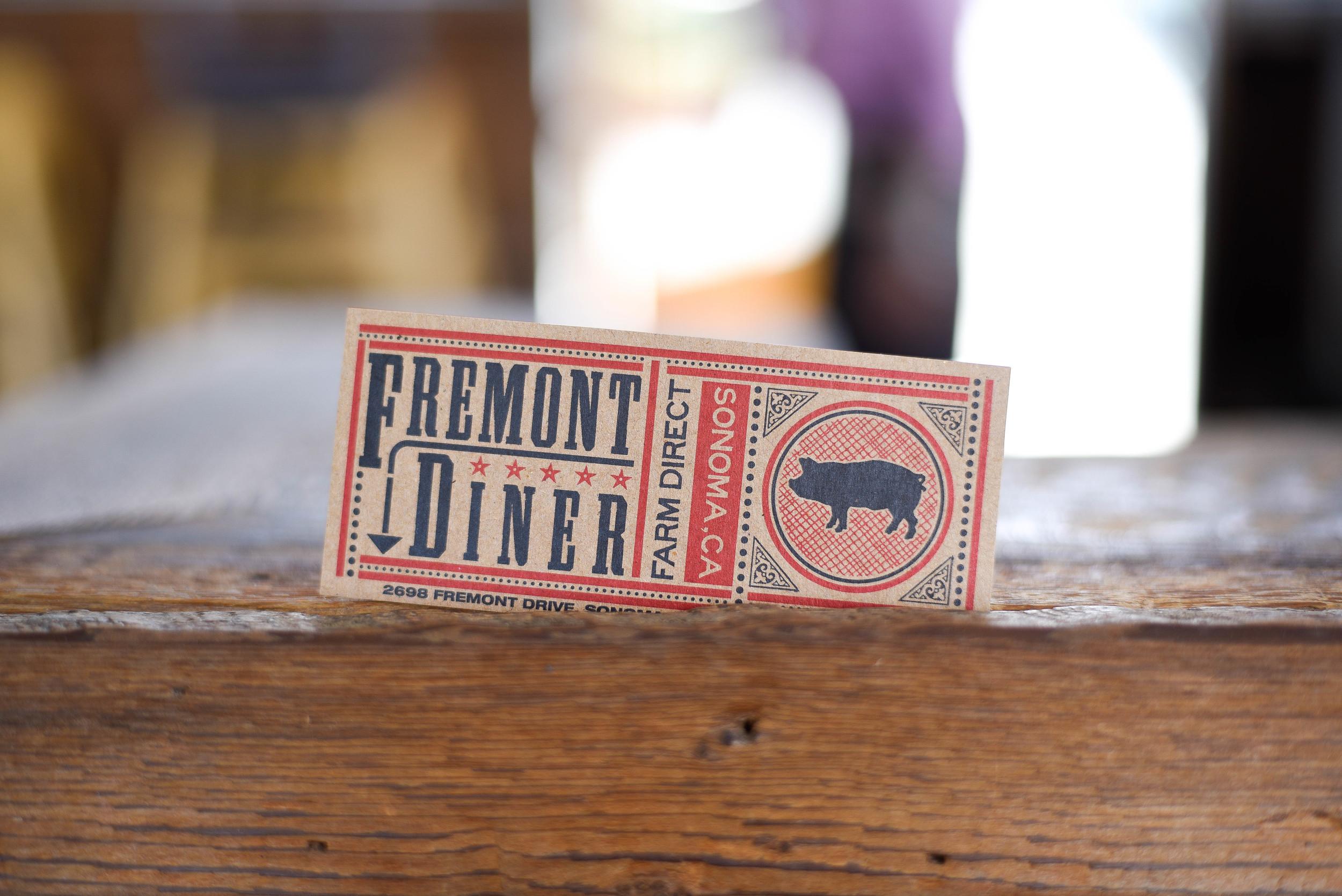 Fremont Diner in Sonoma | asavvylifestyle.com