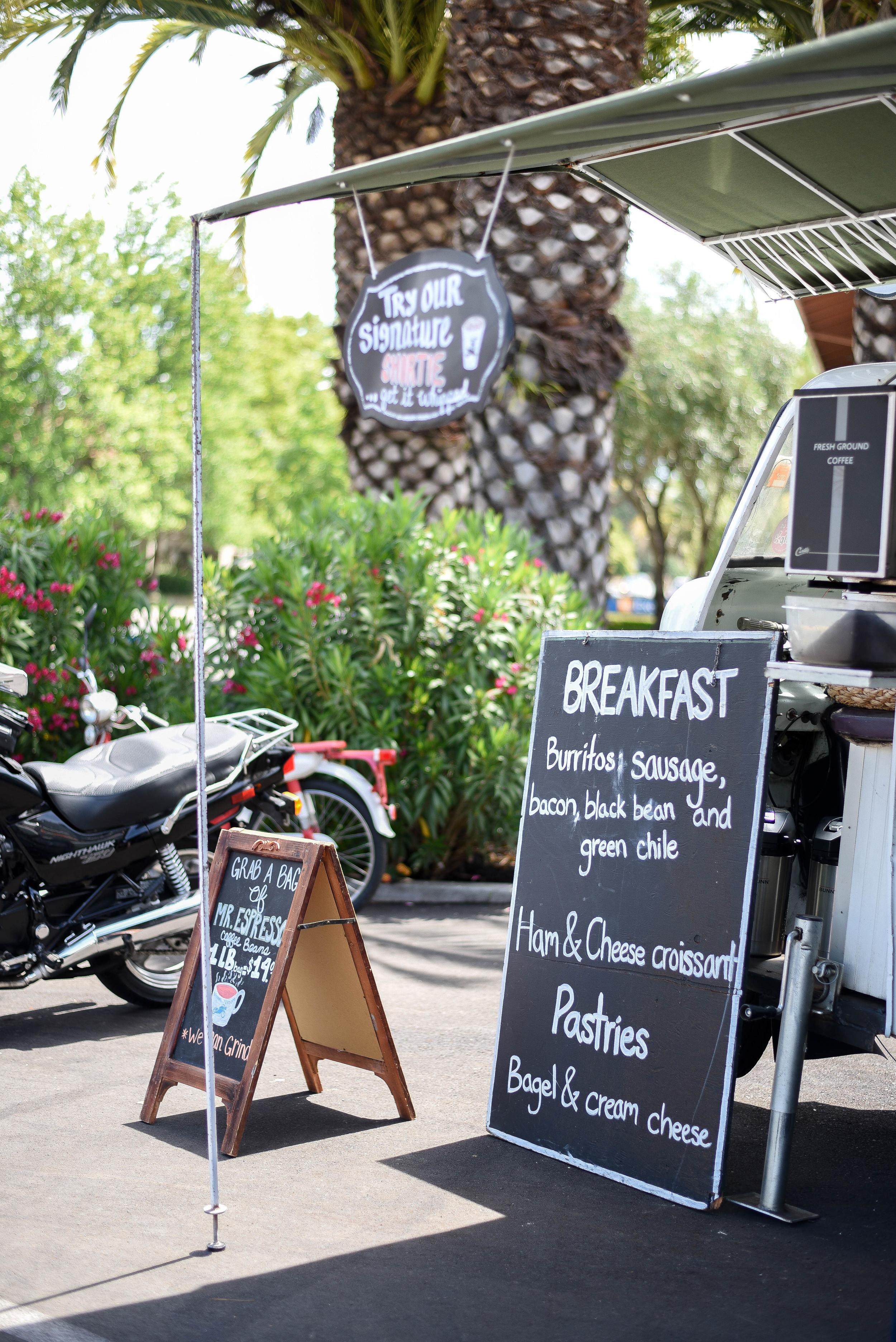 Cafe Scooteria & Sorento Imports in Sonoma | asavvylifestyle.com