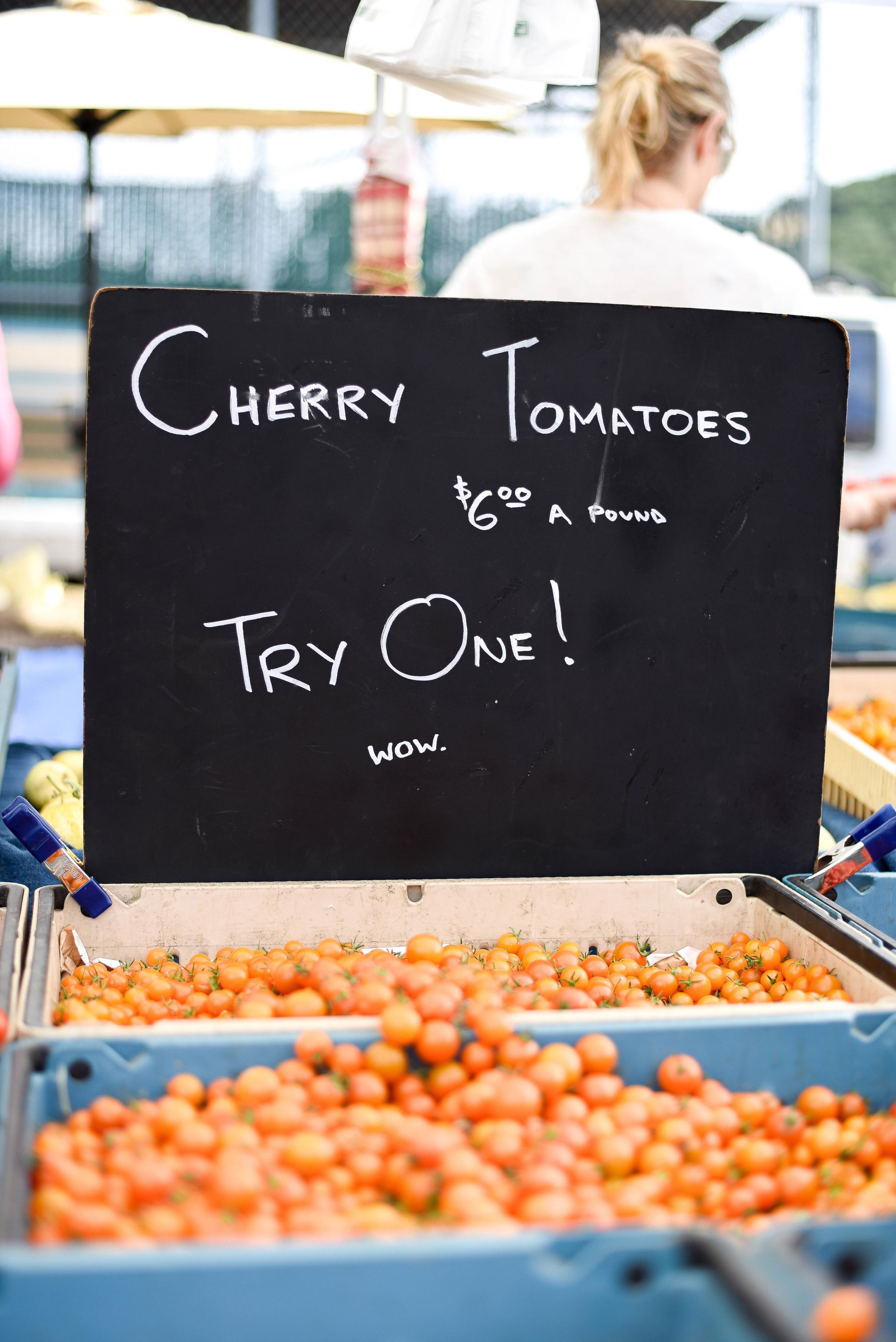 Friday Farmer's Market in Sonoma | asavvylifestyle.com