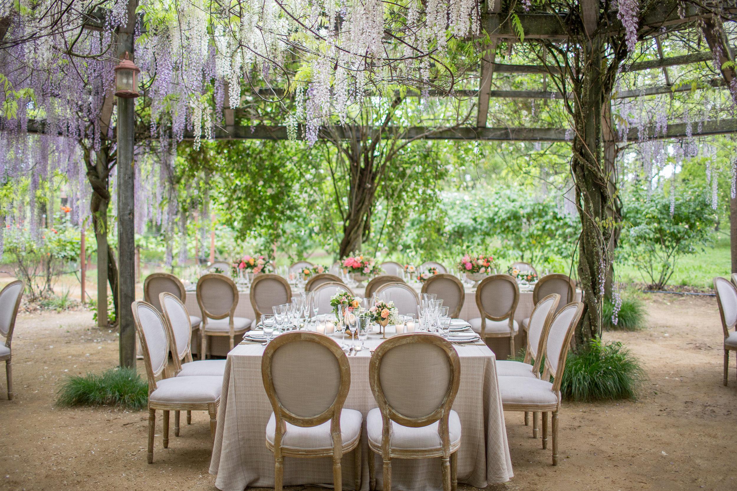 Larissa Cleveland Photography, Floral Design: Revel Floral, Table Design: Morgan Events, Linens: Napa Valley Linens