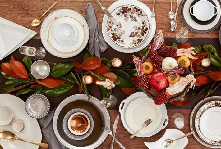 Festive Fall Tabletop Inspiration