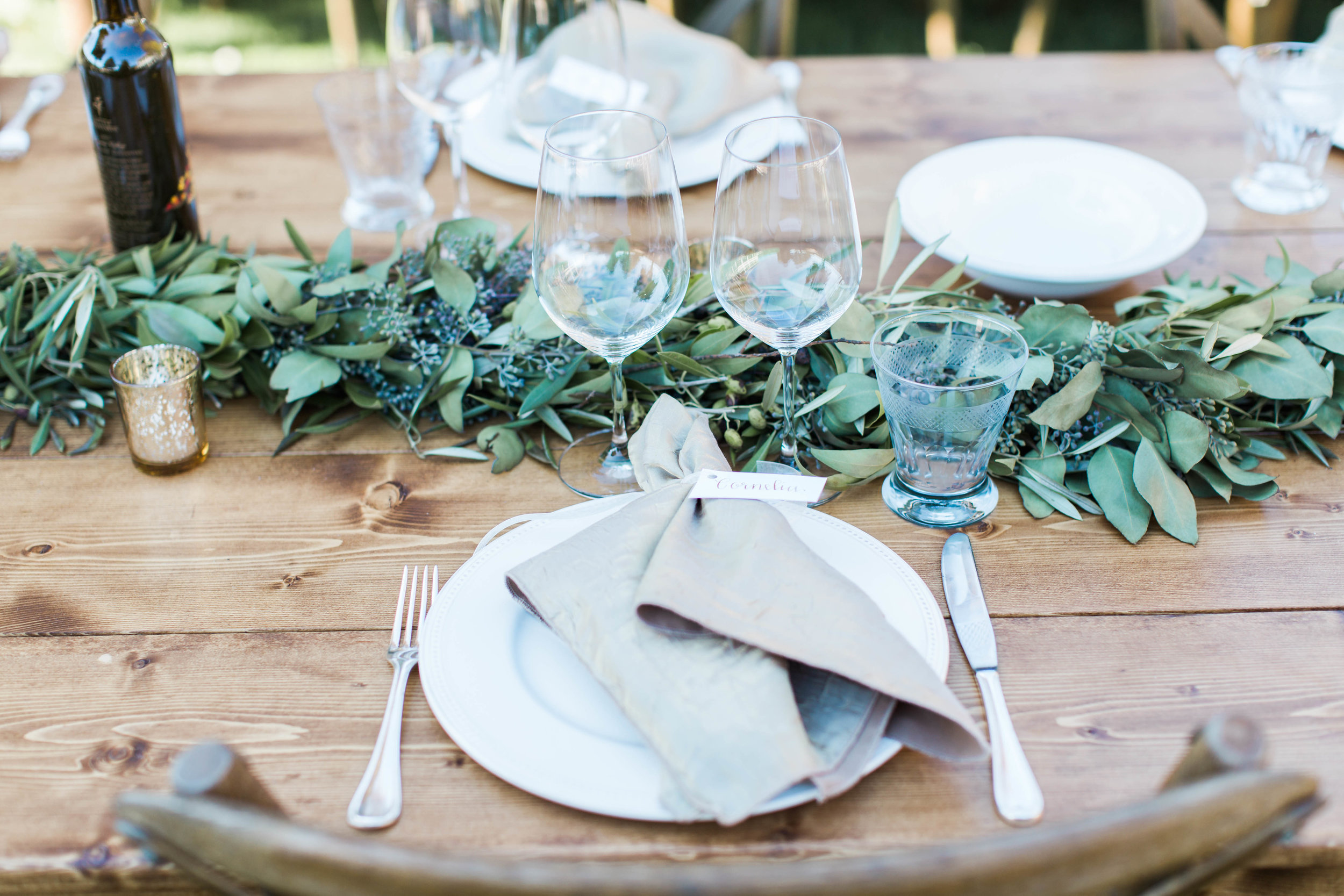 Thanksgiving Tabletop Decor Inspiration