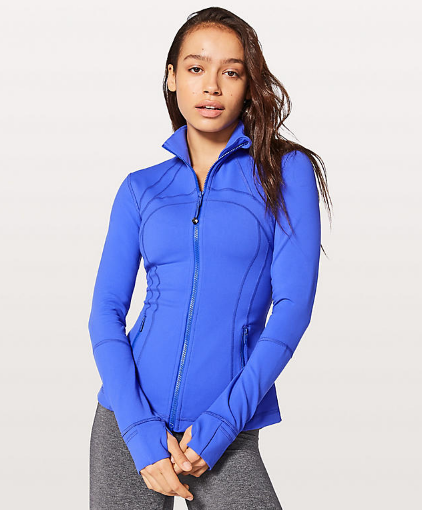Define jacket women's lululemon