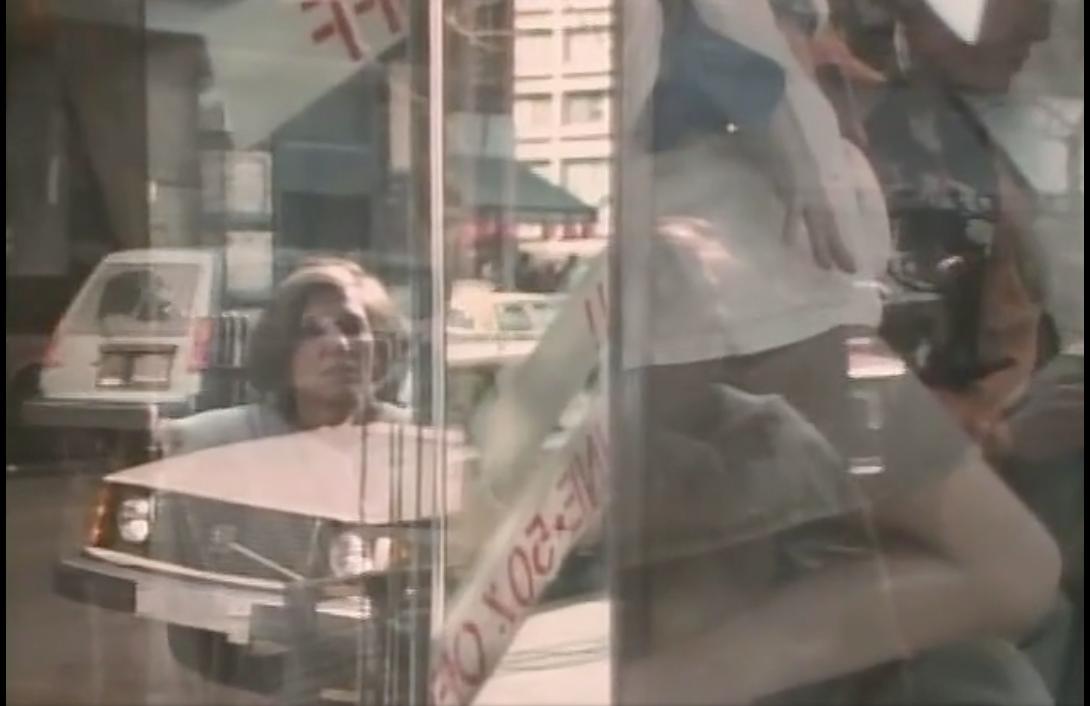 Rosalind Krauss Video Still