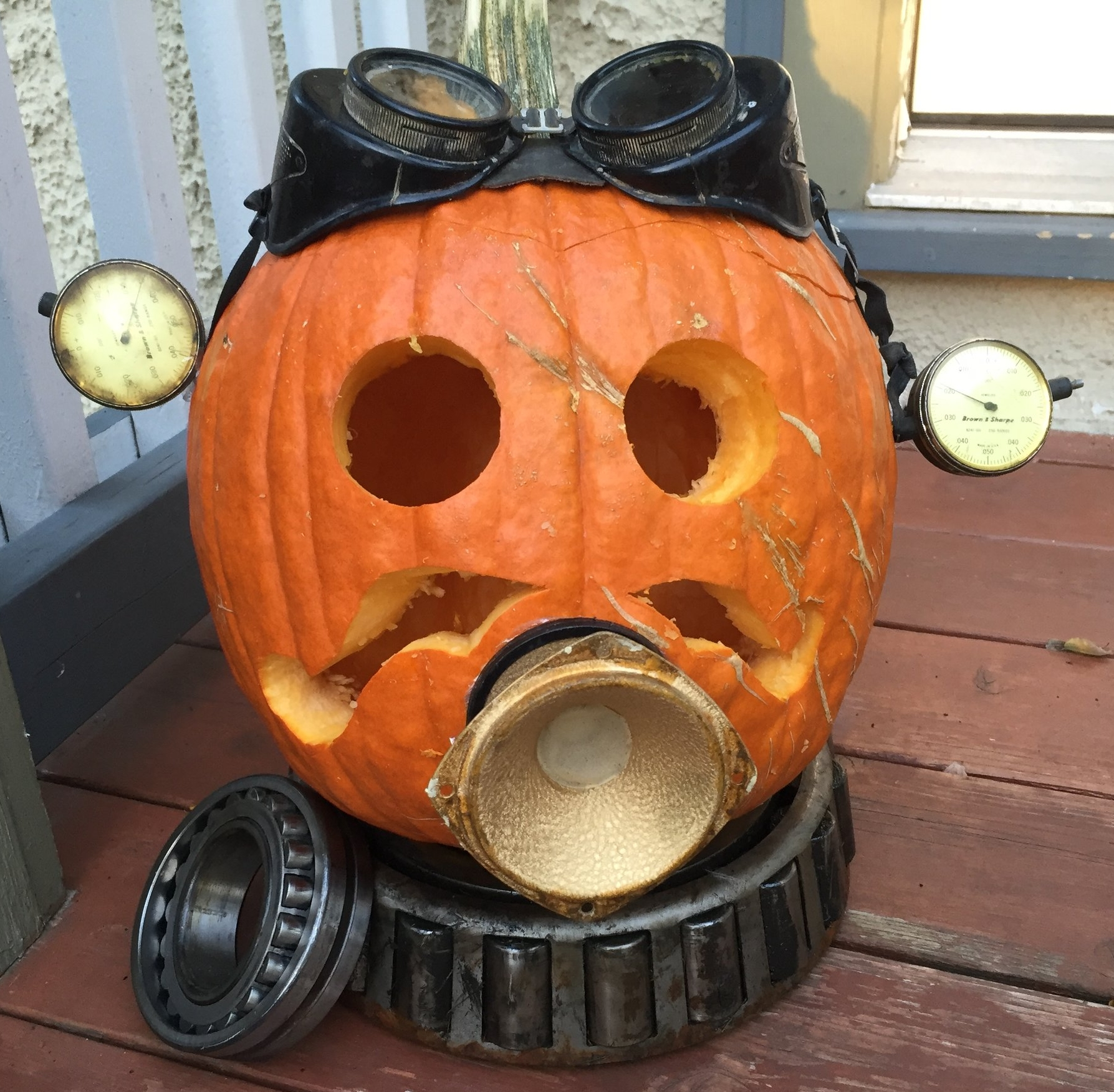 dartily steampunkin