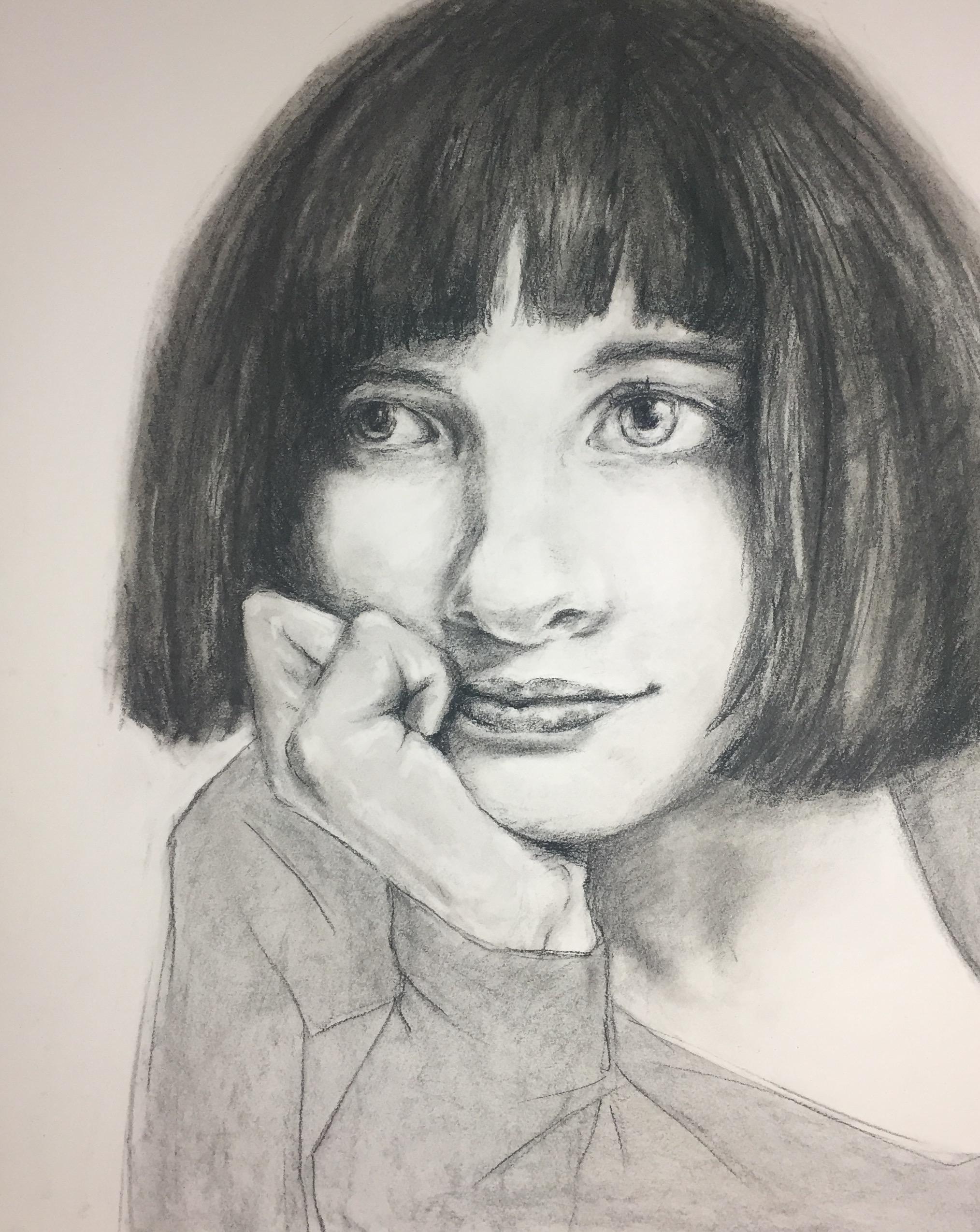 dartily drawing