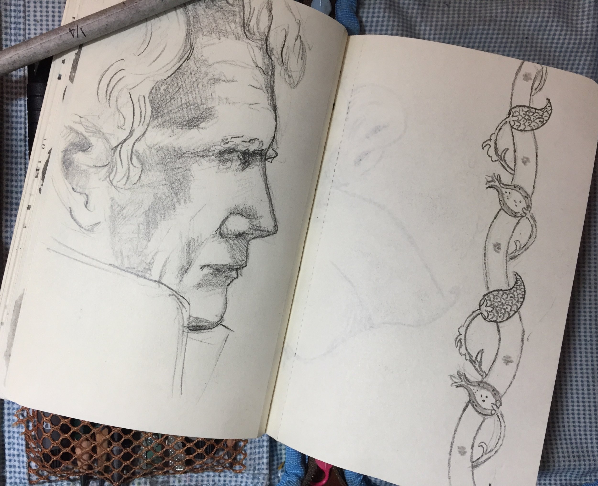 dartily sketchbook