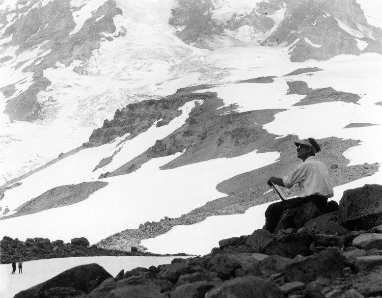 Roi+Sketching+on+Mount+Rainier,+1927.jpg