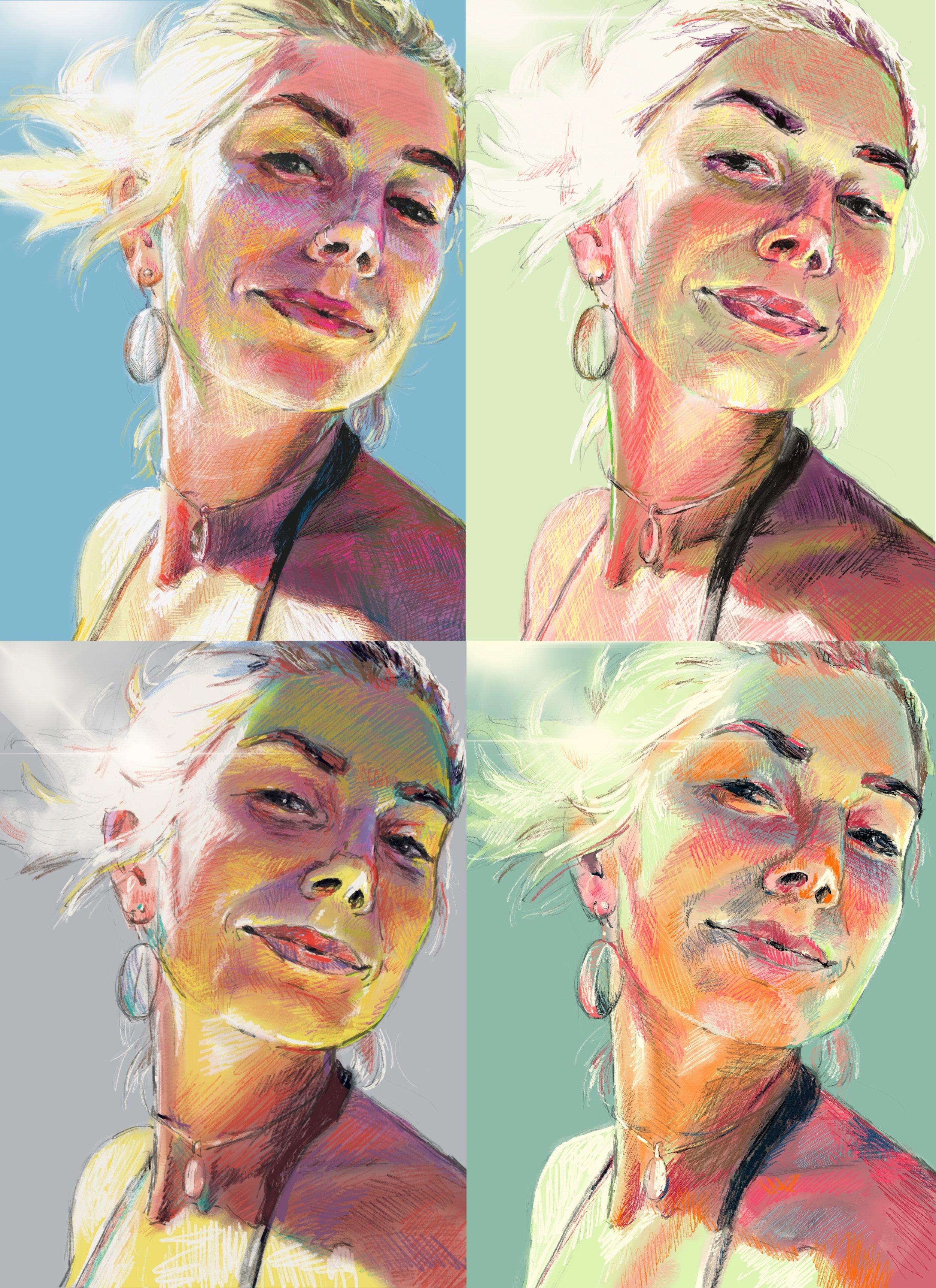 color palette preference faith dartily portrait artist.JPG