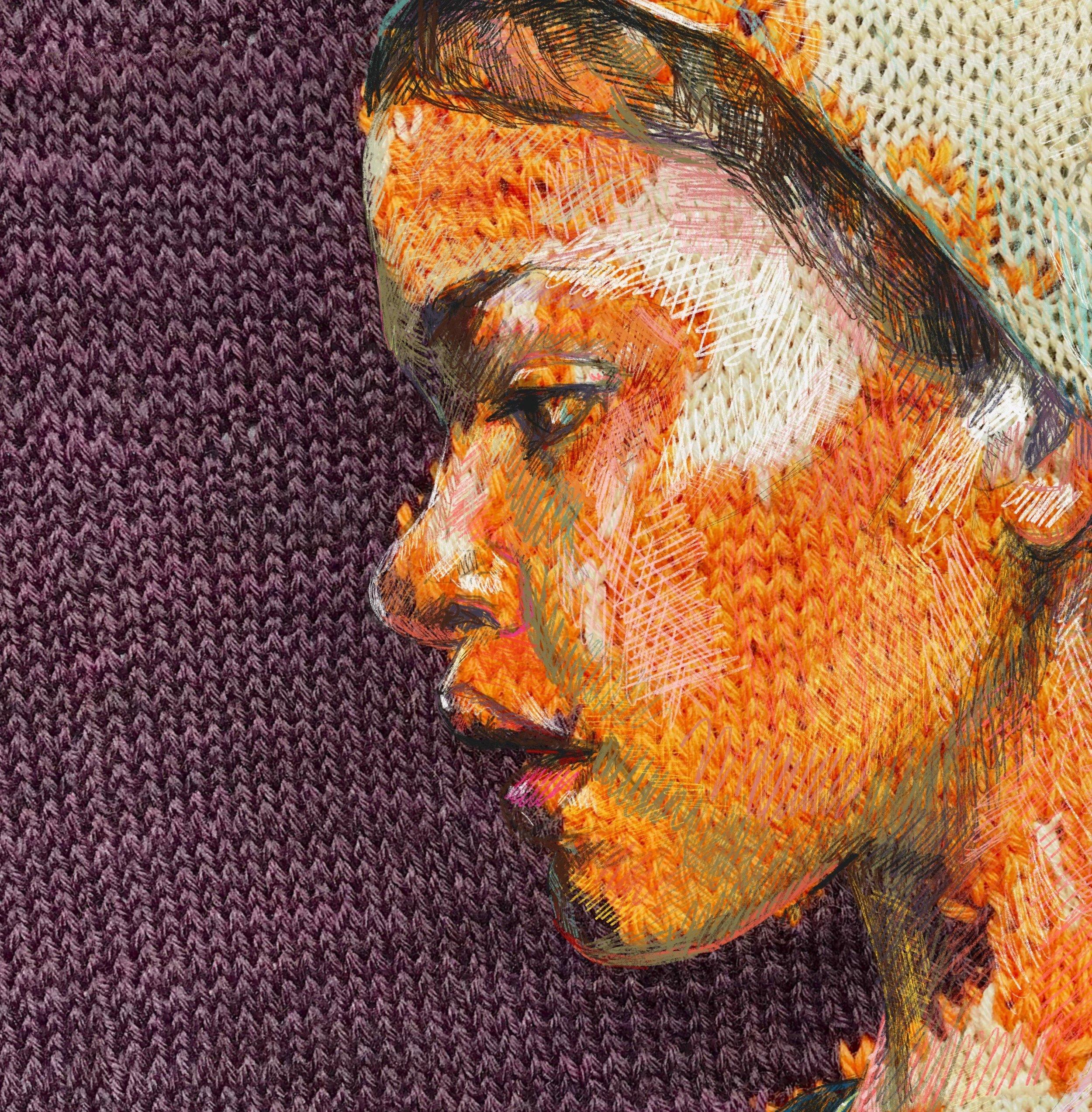 faith knit painting portrait colling.jpg