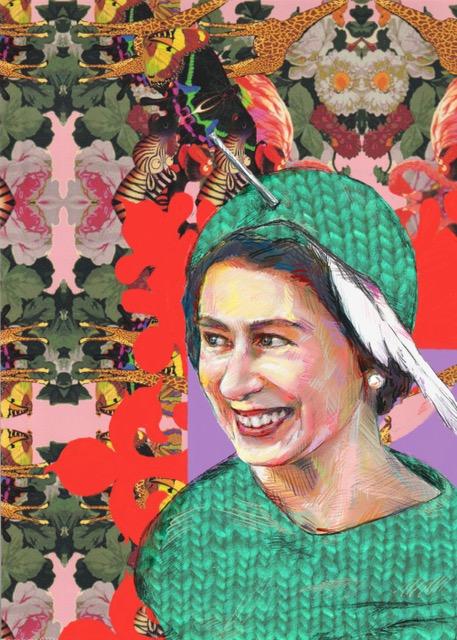 Queen Elizabeth: Barbeline, London