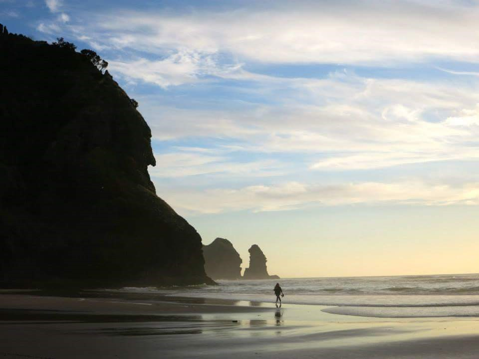 Big Old Beaches. Awesome!  Photo Credit: Nicole O'Brien