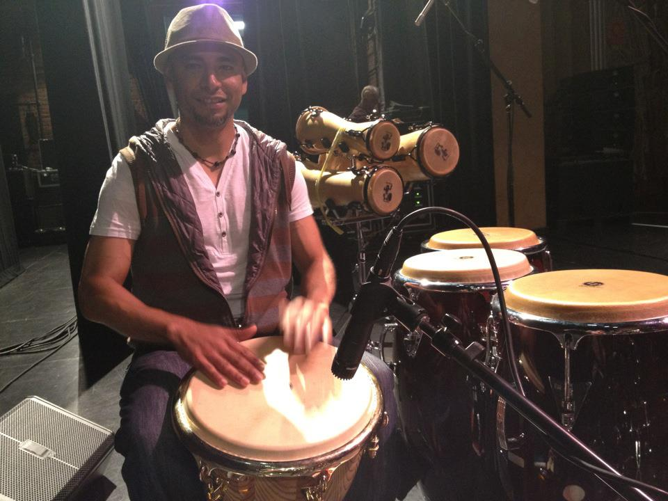 Mauricio Herrera Music - Cuban Drummer/Percussionist/Performer/Educator