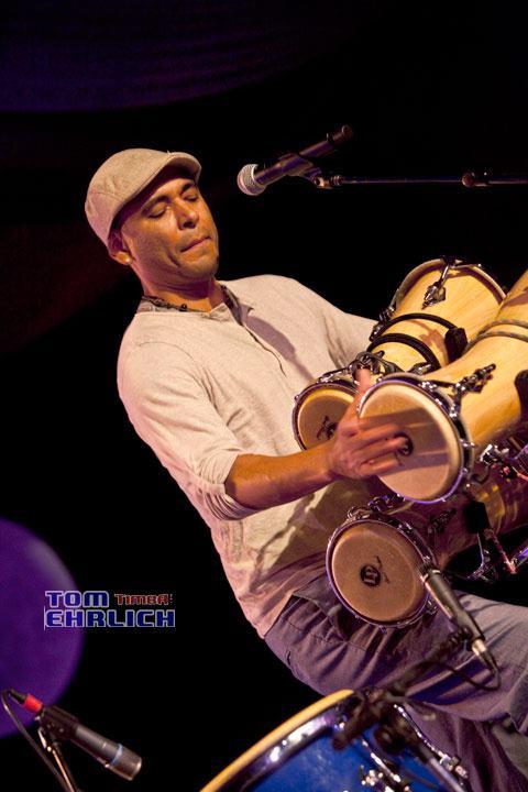 Mauricio Herrera Music Official Website - Afro-Cuban Drummer/Percussionist/Performer/Educator