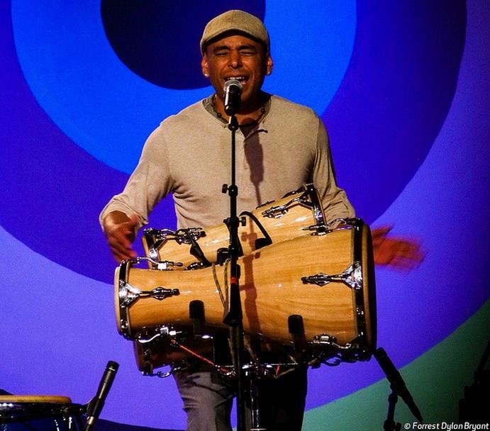 Mauricio Herrera Music - Cuban drummer, percussionist, performer, educator
