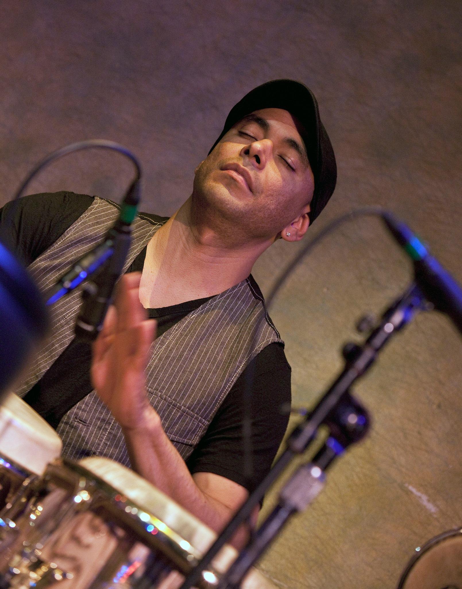 Mauricio Herrera Music - Afro-Cuban Drummer/Percussionist