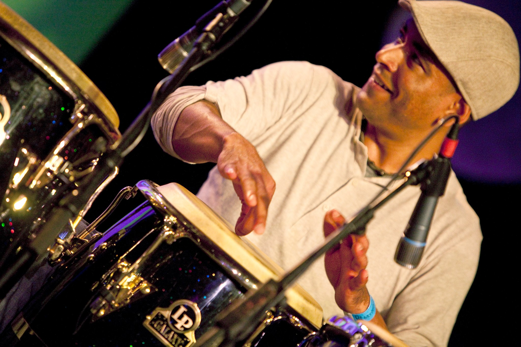Mauricio Herrera Music - Drummer/Percussionist/Performer/Educator - Official Website