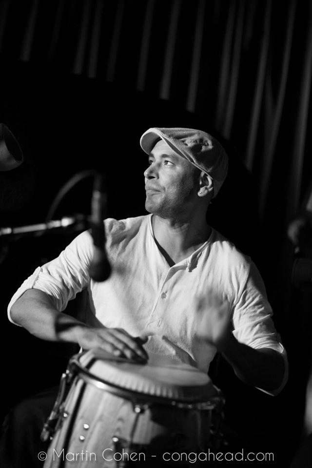 Mauricio Herrera - Cuban Drummer and Percussionist
