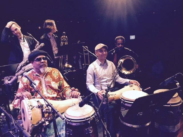 Mauricio Herrera Music (Drums/Percussion)