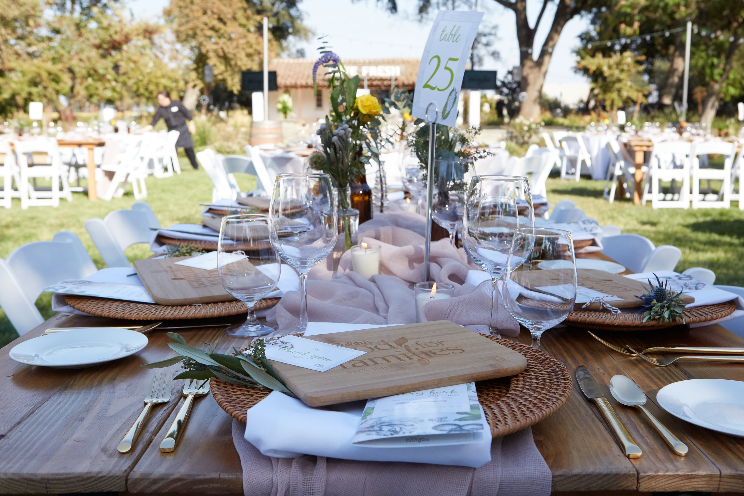 Raley's Food For Familes Dinner 2017 | The Maples | Woodland, CA