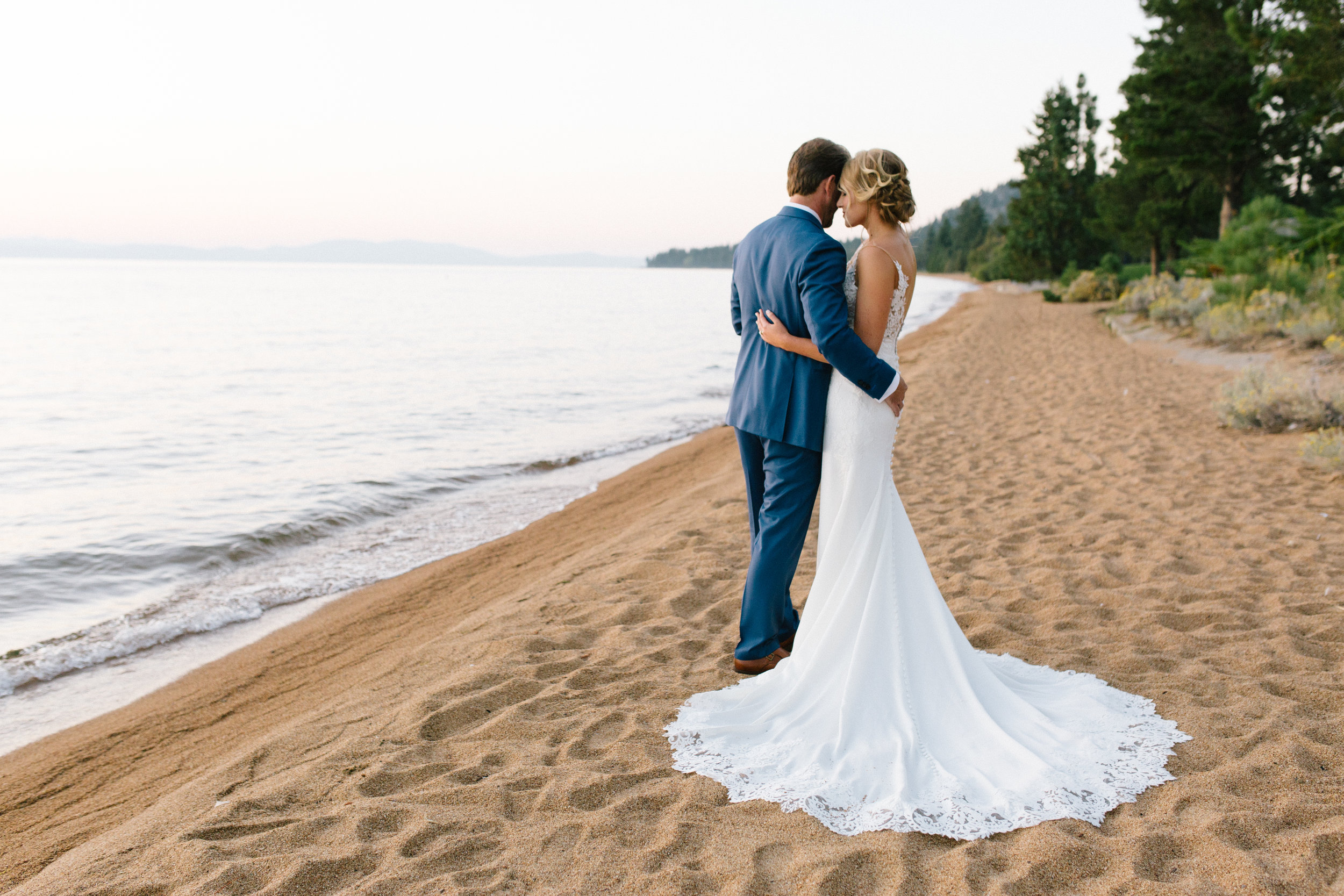 Claire + Kevin | Lake Tahoe, NV