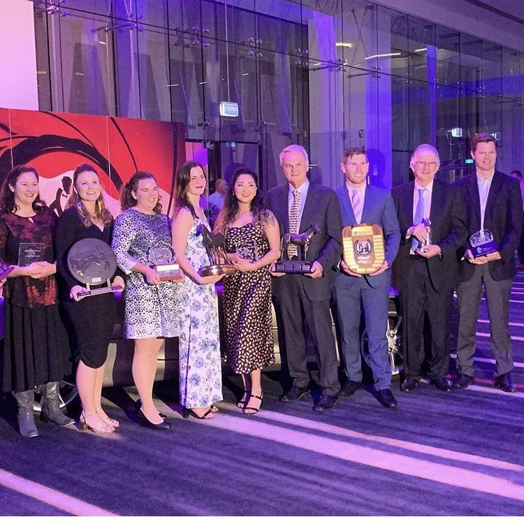 2019 award winning delegates