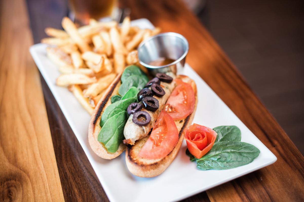 Organic Hot Dog