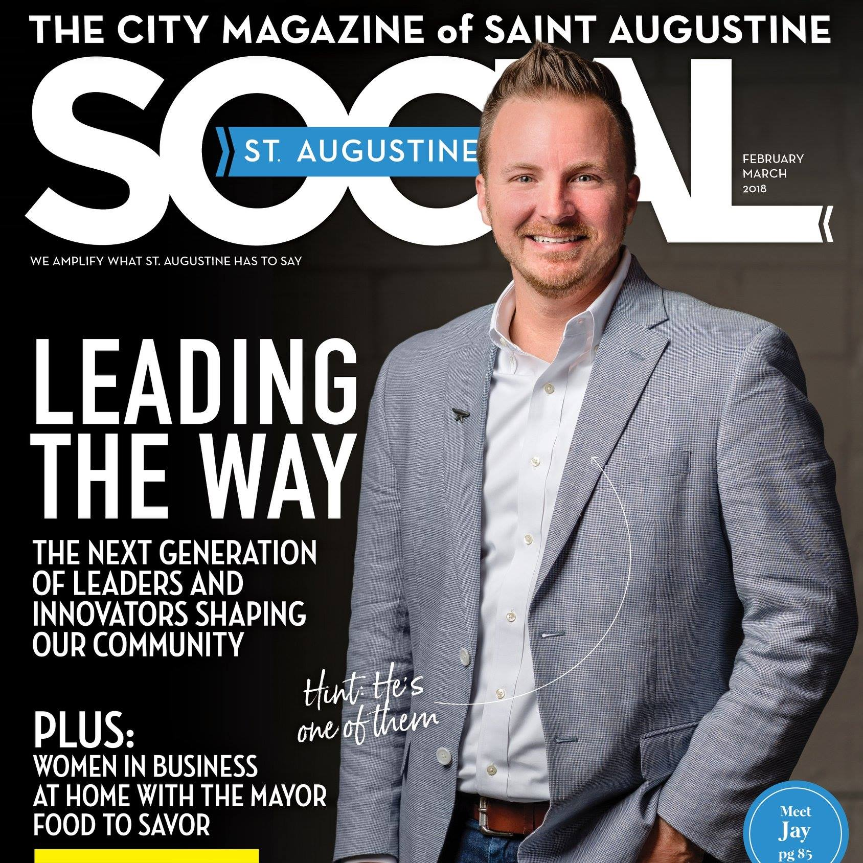 St Augustine Social Cover