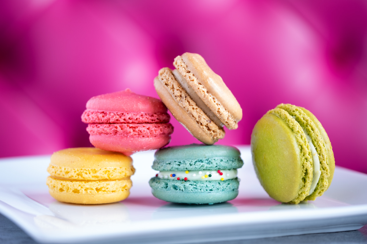 Le Macaron in St Augustine