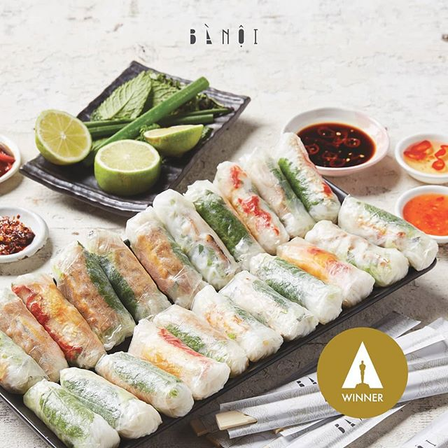 And the OSCAR for 'Best Catering' goes to... *ahem*... BANOI!!! 👏🏼👏🏼👏🏼 (Visit Banoi.com.au to find out more about the best catering in town)