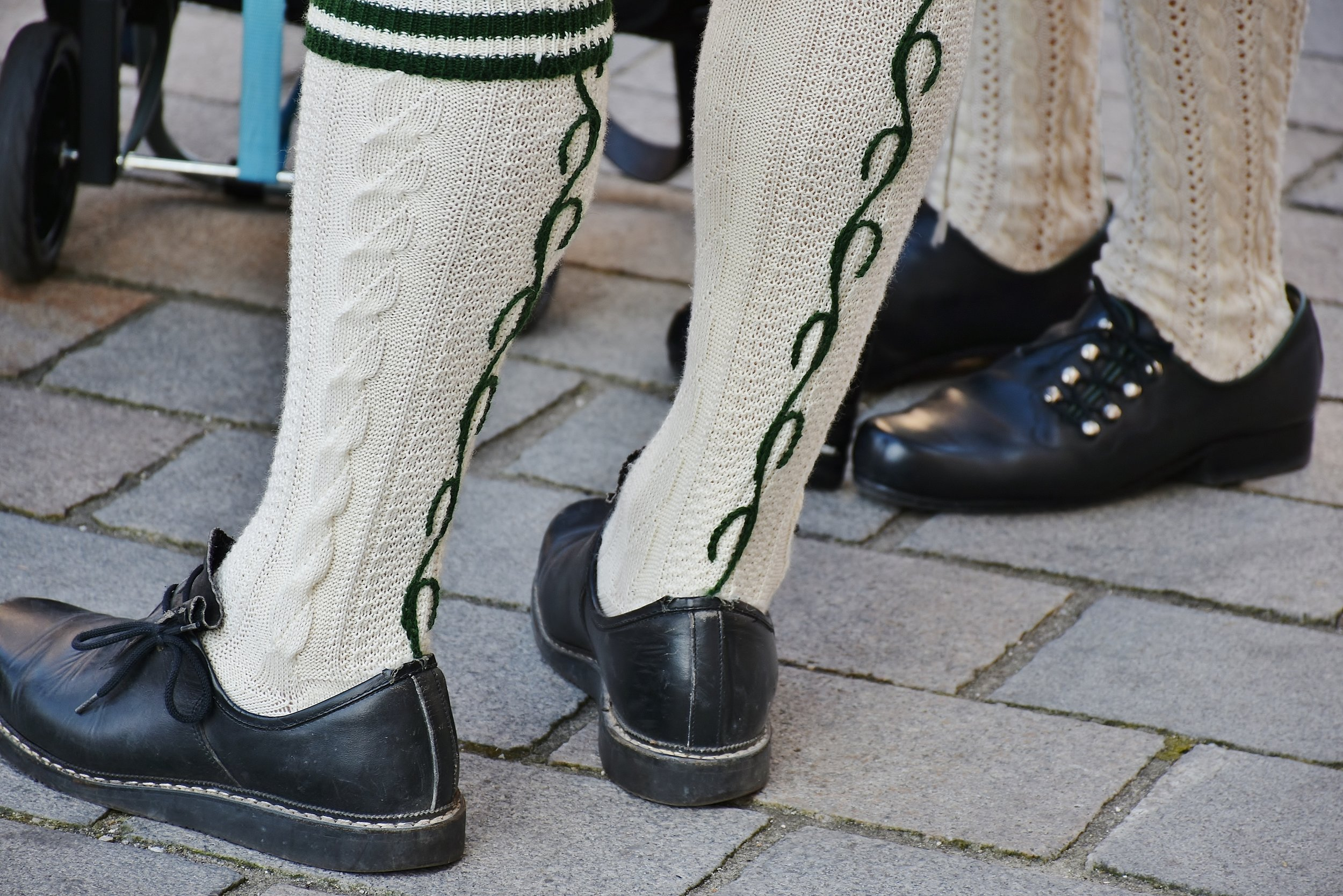 Bavaria: a trend setter in motor sports, lagers, and compression socks.